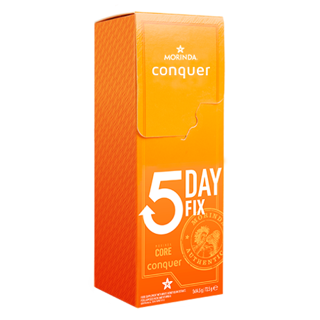 Conquer 5‑Day Fix
