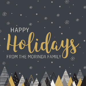 Happy Holidays from Morinda Family